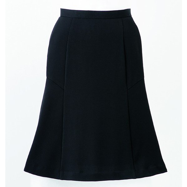 事務服 スカート 大きいサイズ アンジョア 51623 フレアースカート 21号から25号SALEセール