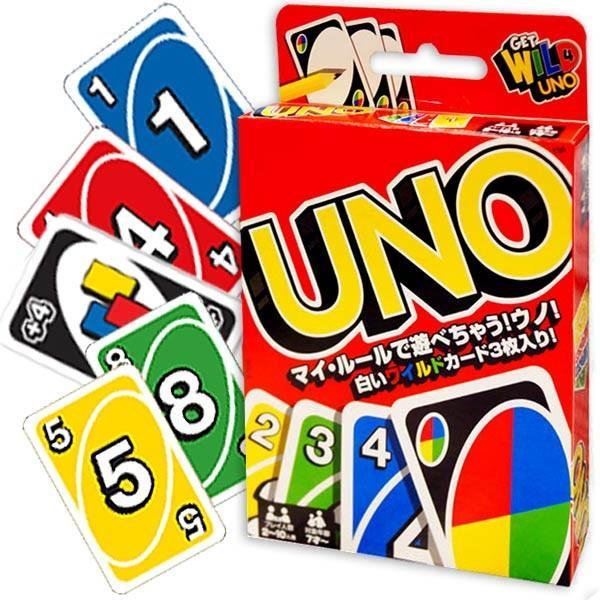 メール便可 UNO カードゲーム|sanyodo-shop