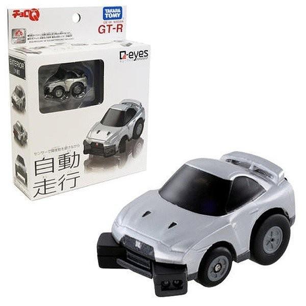 Cars Trucks Vans Tomy Choro Q Q Eyes Qe 04 Nissan Gt R Diecast