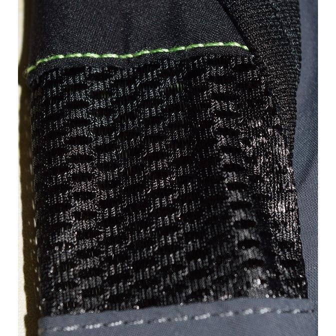 チェーンソー防護 ズボン チェーンソープロテクション パンツ オーストリア プロフィフォースト社製 フォーストライト class1 クラス1 黄緑 グレー|sanyosyoji|06