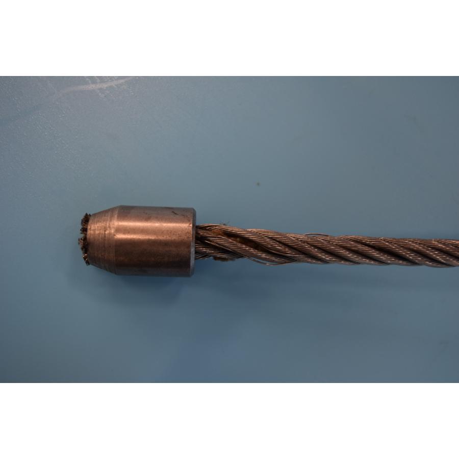 ワイヤー栓 ループ型チョーカーワイヤー先端金具 チョーカー ワイヤー径12mm対応|sanyosyoji|04