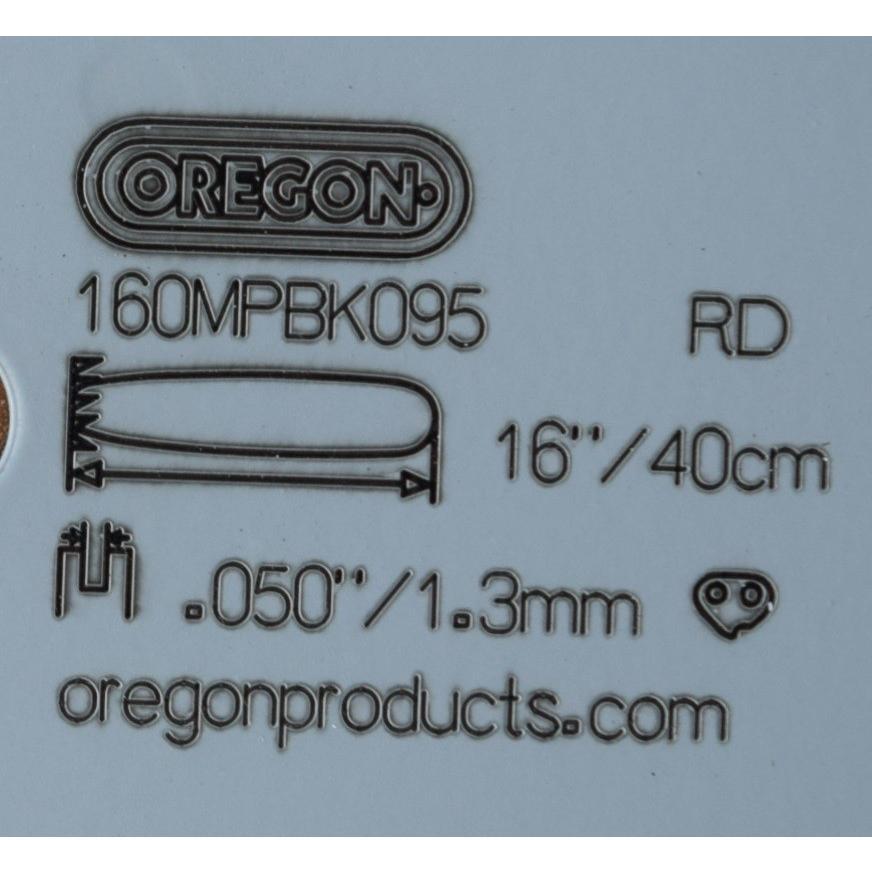 ガイドバー オレゴン社製マイクロライト 40cm ゲージ.050(1.3mm) ピッチ325|sanyosyoji|04