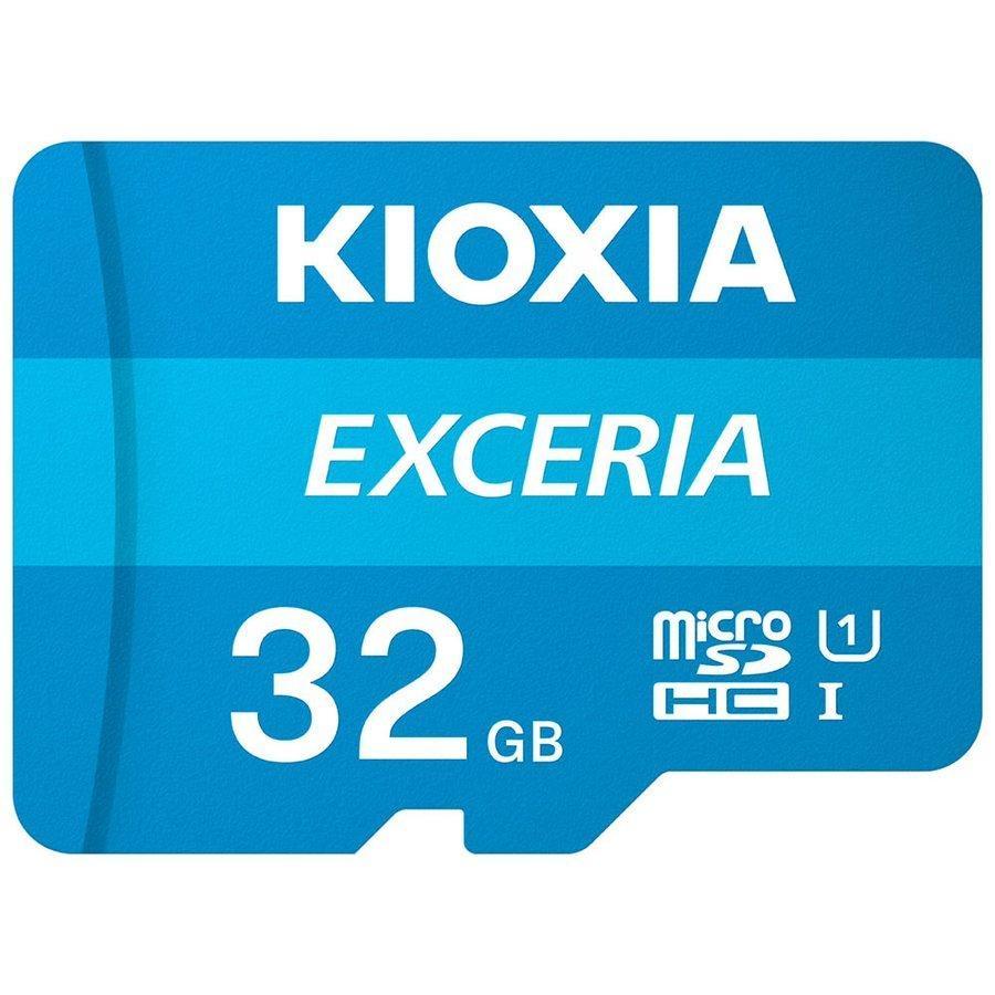 KIOXIA (旧東芝) マイクロSD microSDHCカード 32GB 32ギガ クラス10|saponintaiga