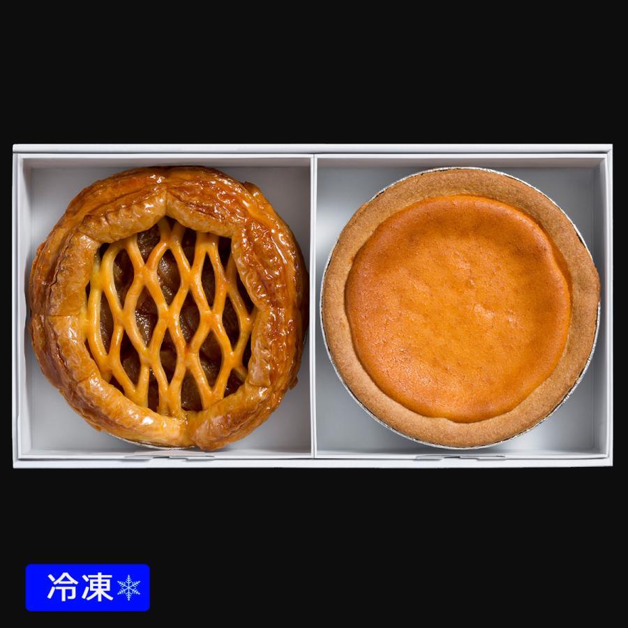 アップルパイ・ベイクドチーズケーキ詰合せ sapporograndhotel