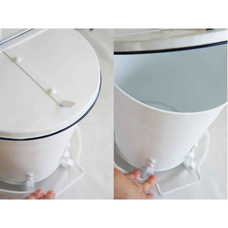 ロピタル・ホーロー缶(ペダル型)|sara-style|03