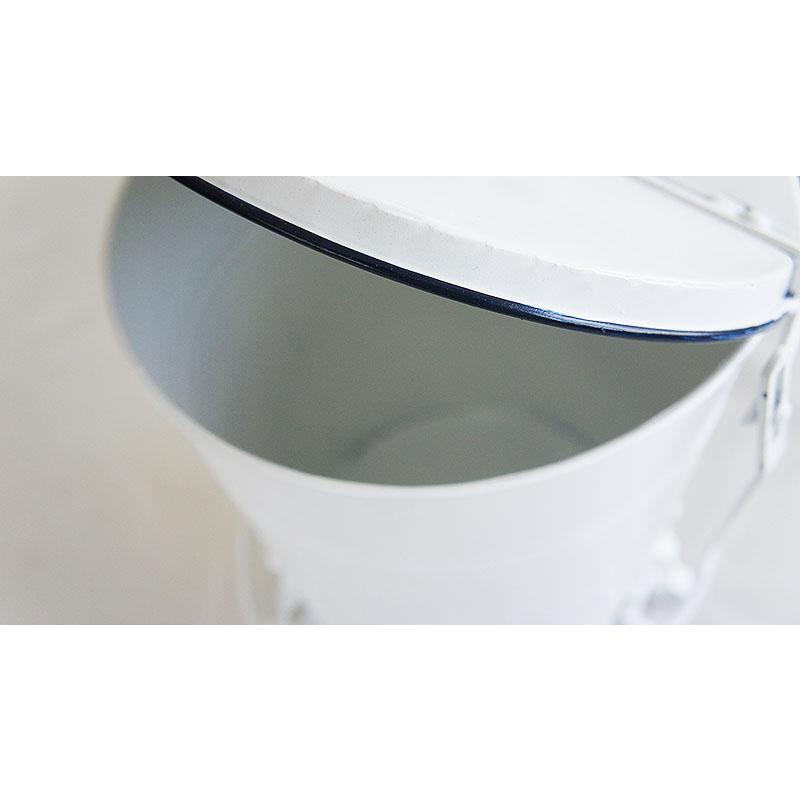 ロピタル・ホーロー缶(ペダル型)|sara-style|08