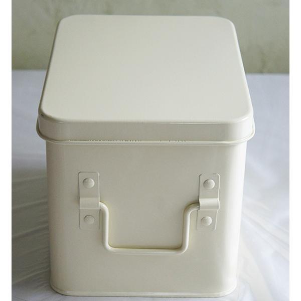 ホーロー・エイド缶Sサイズ(white)|sara-style|04