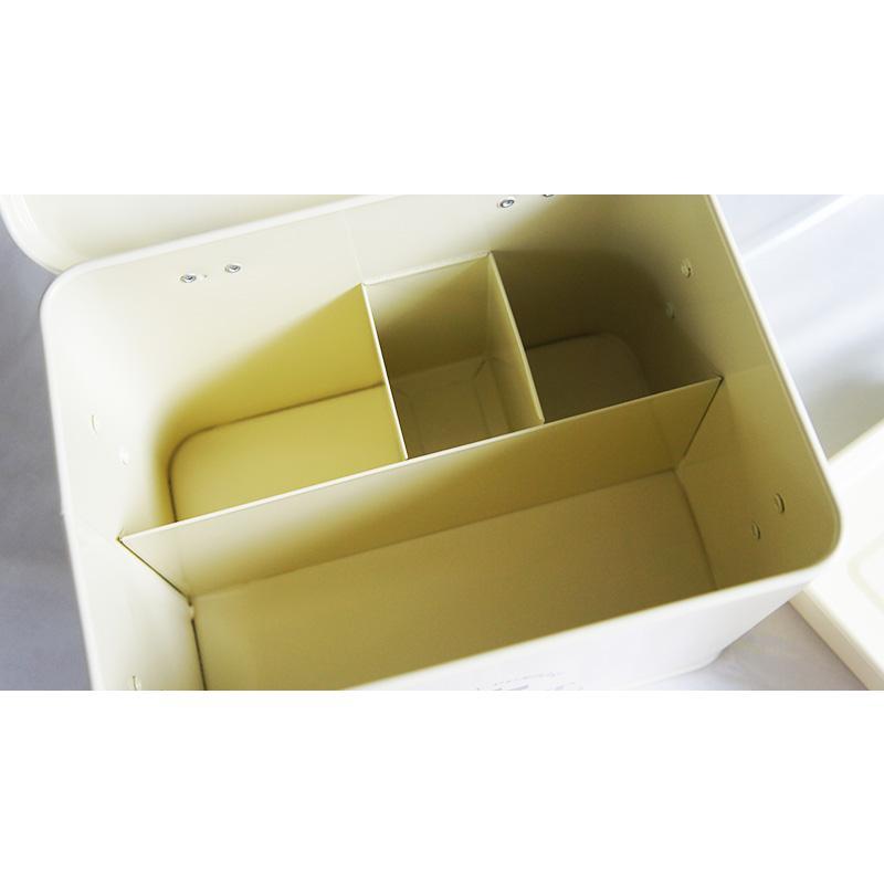ホーロー・エイド缶Sサイズ(white)|sara-style|05