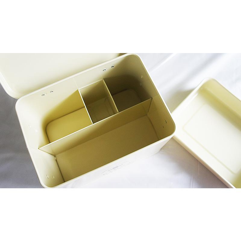 ホーロー・エイド缶Sサイズ(white)|sara-style|06