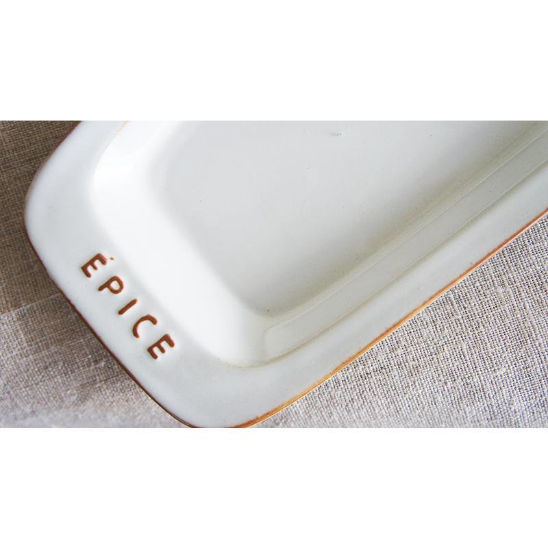 陶器の長皿トレイ|sara-style|06