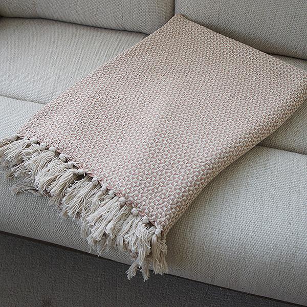 手織りコットン・マルチクロス(a) sara-style