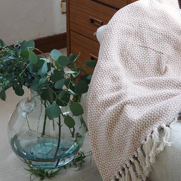 手織りコットン・マルチクロス(a) sara-style 02