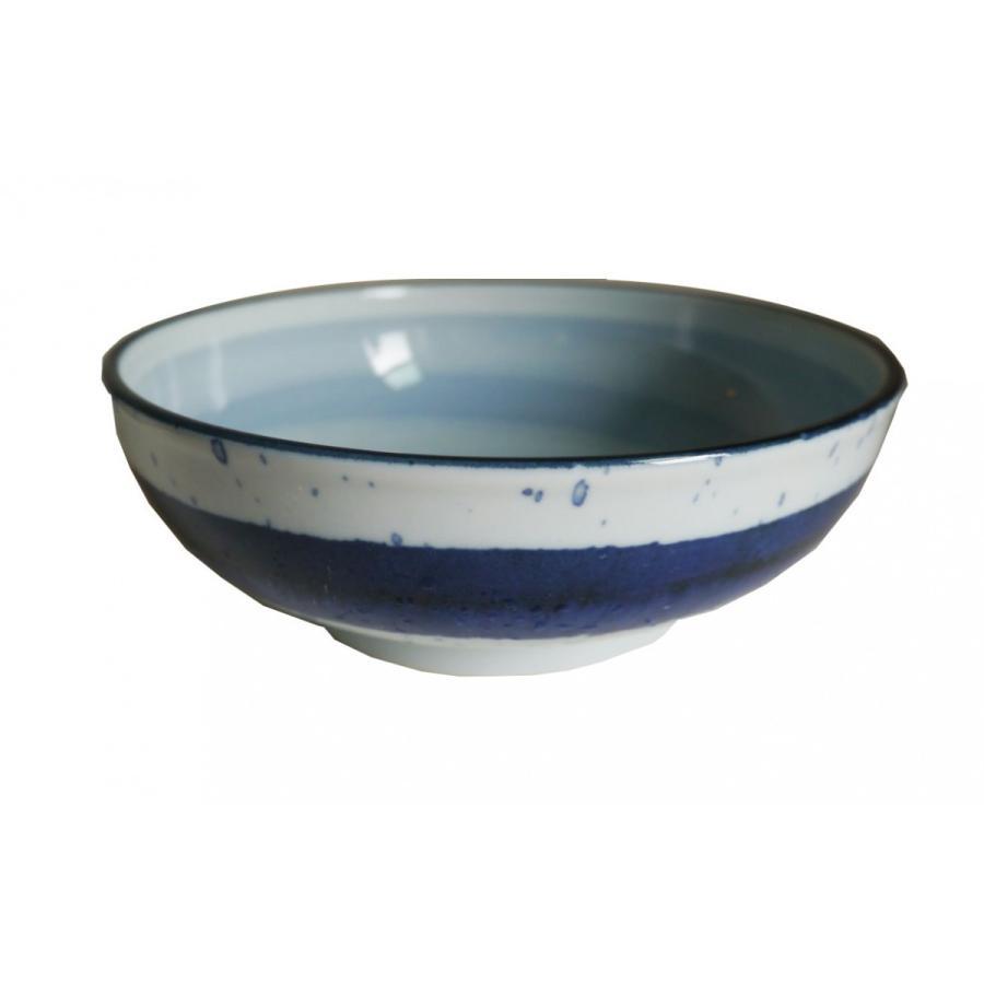 【アウトレット】吹き墨一引軽量6.5麺鉢(入数:3)|sarara-tt|02