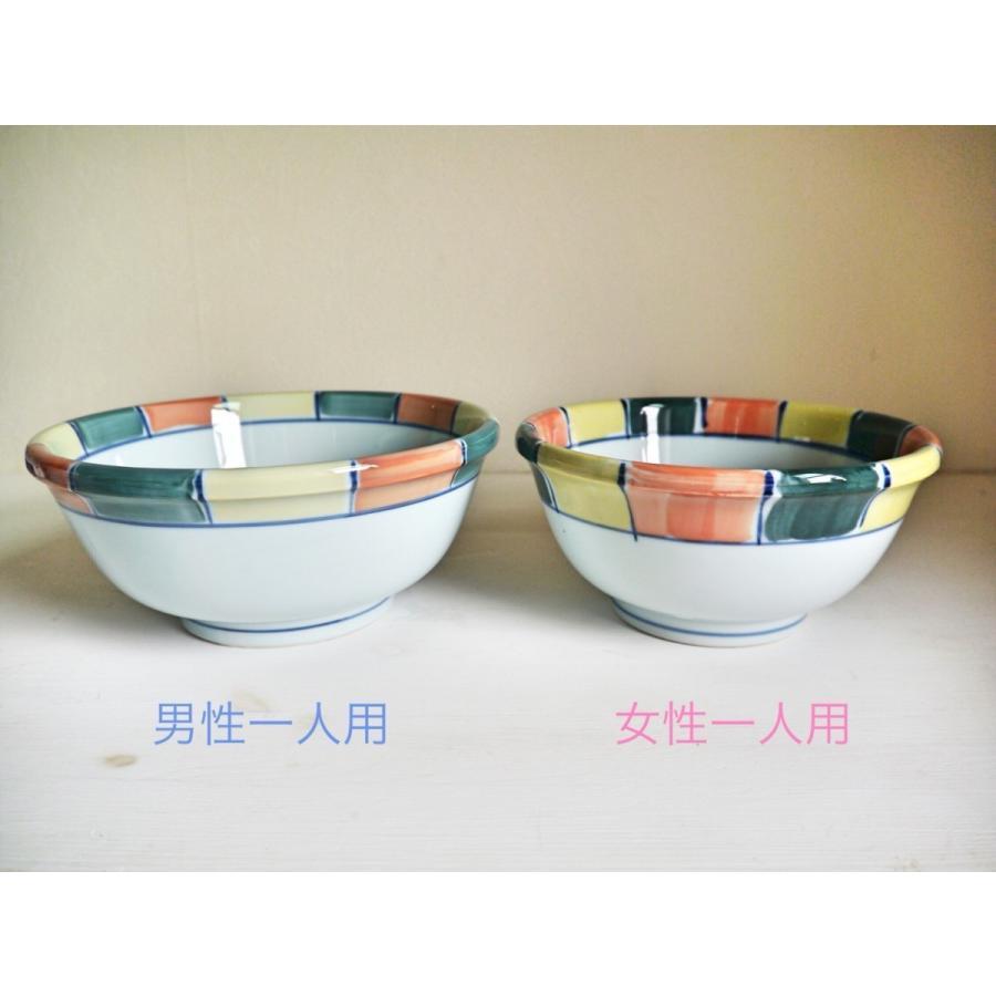 【アウトレット】三色十草6.8玉渕丼(入数:4) sarara-tt 02