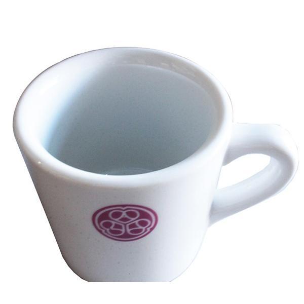 【アウトレット】葵紋入りマグカップ sarara-tt 03