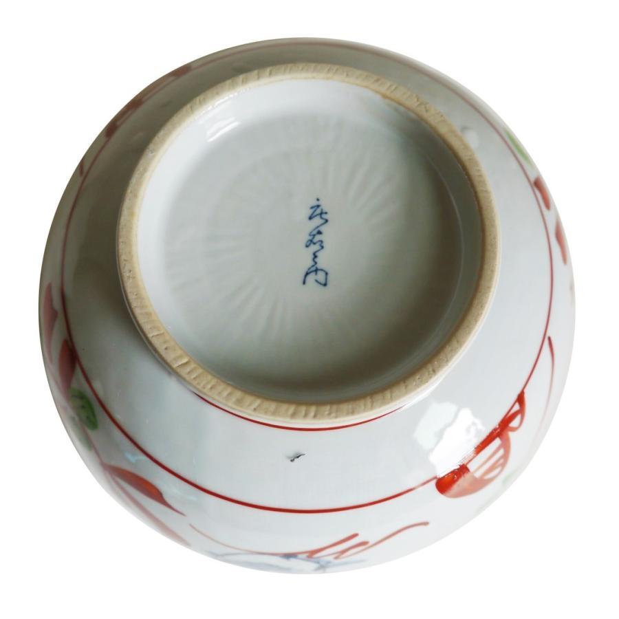 【アウトレット】赤絵万暦5.5多用丼(入数:2)|sarara-tt|04
