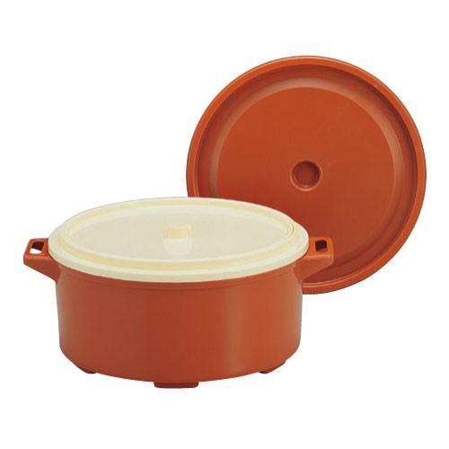 (業務用・保温器)保温食缶 みそ汁用(小)6.5L(入数:5)