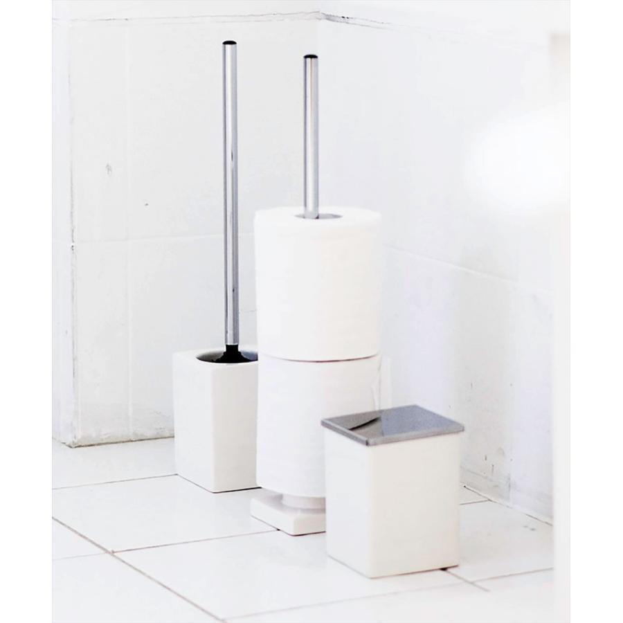 トイレ掃除 ホテルライク 陶器 セット [b2c セラミック トイレブラシ S]|sarasa-designstore|04