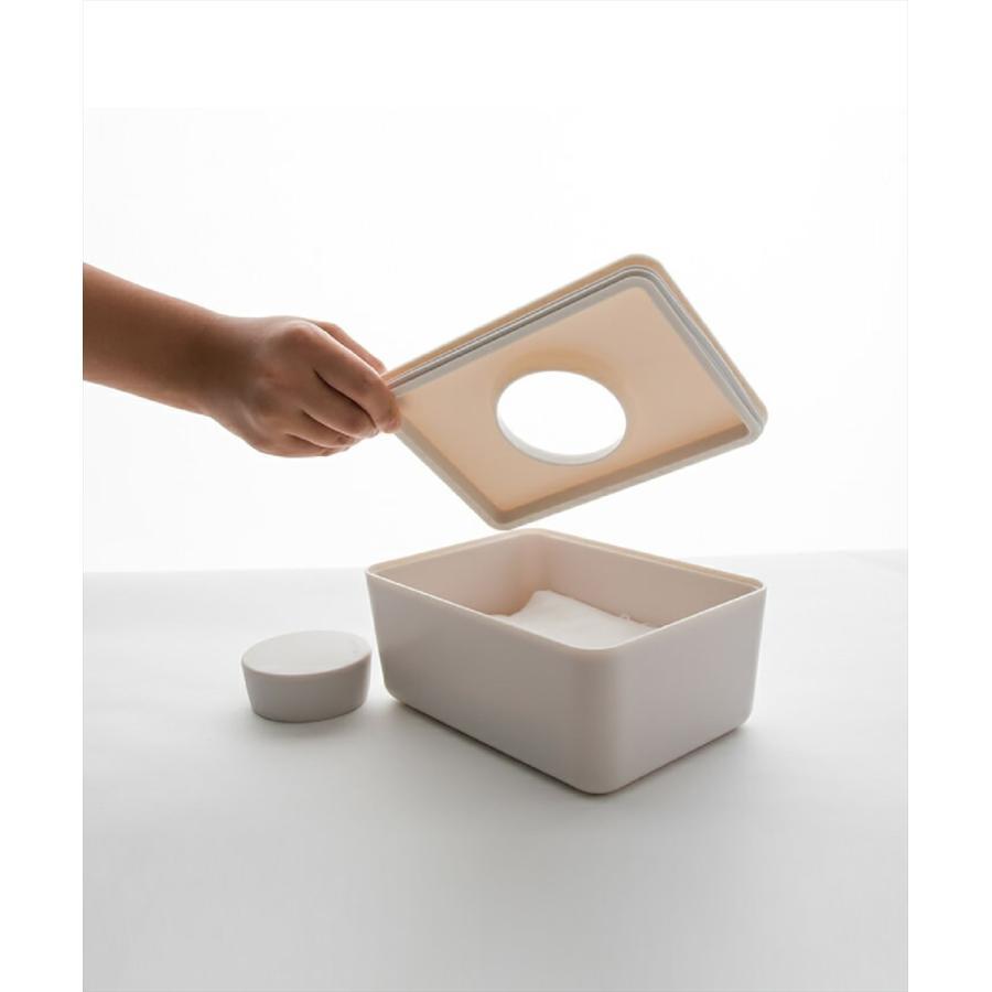 ウェットティッシュケース ウエットティッシュケース おしりふきケース 出産祝い[b2c ウェットティッシュホルダー(シリコン蓋)]サラサデザイン|sarasa-designstore|04