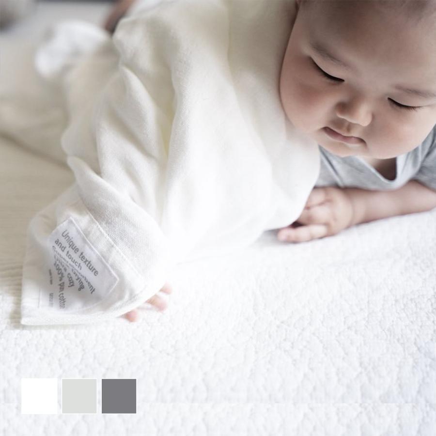 ストール 赤ちゃん おくるみ マルチケット 速乾 吸水 丸洗い 日本製 [b2c 泉州 本晒しガーゼ ベビーケット]|sarasa-designstore