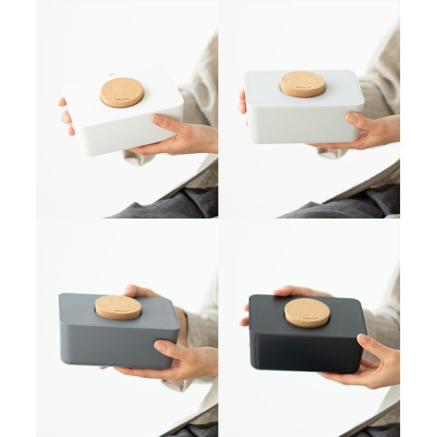 ウェットティッシュケース ウエットティッシュ おしりふき[セット販売●b2c ウェットティッシュホルダー(コルク蓋) 2個セット]サラサデザイン|sarasa-designstore|06