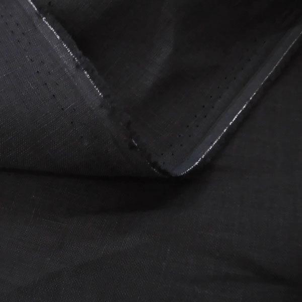 リネン100%生地(1414)無地  生地巾140cm 数量1(50cm)500円 国産 sarasa-nuno 14