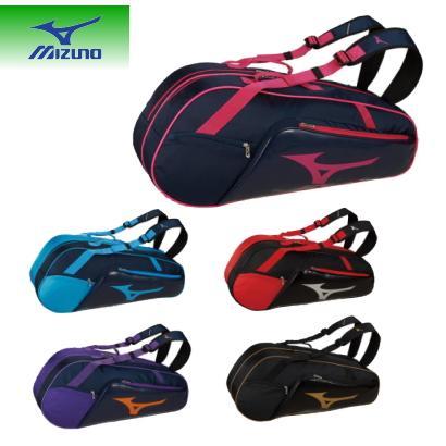 ミズノ mizuno ラケットバッグ(6本入れ) 63JD9007 11,000円以上お買い上げで送料無料