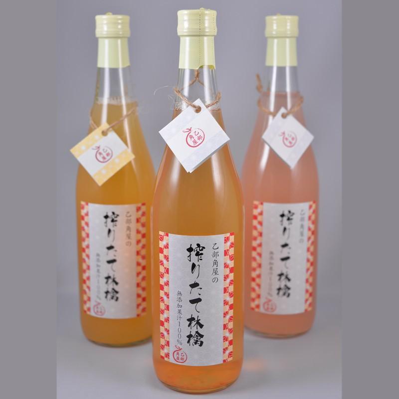 搾りたて林檎 3本セット sasakiotobekadoya