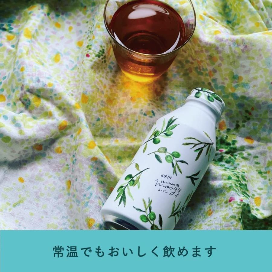 キリン 生姜とハーブのぬくもり麦茶 moogy 375g×48本(2ケース) くちぶえシリーズ sasapark 05
