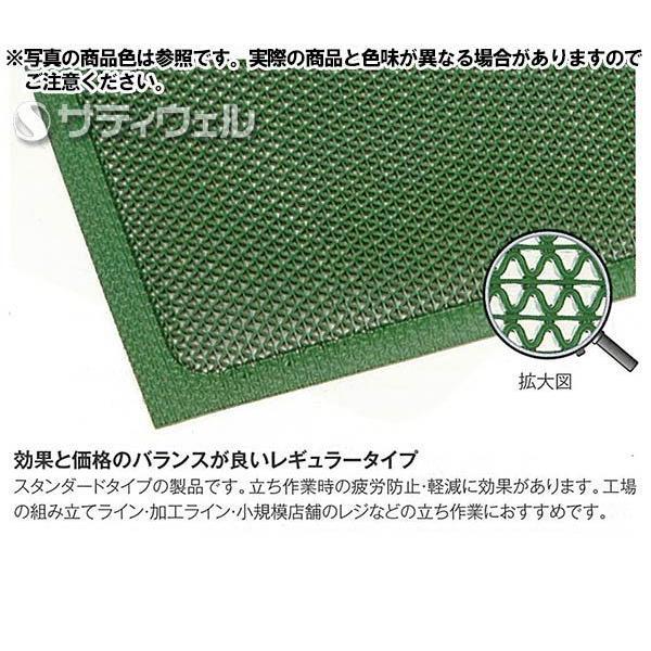 (送料無料)3M セーフ・ティーグ マット2 900×1,500mm 緑
