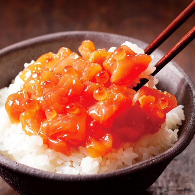 鮭ルイベ漬 PH容器400g|sato-suisan-shop
