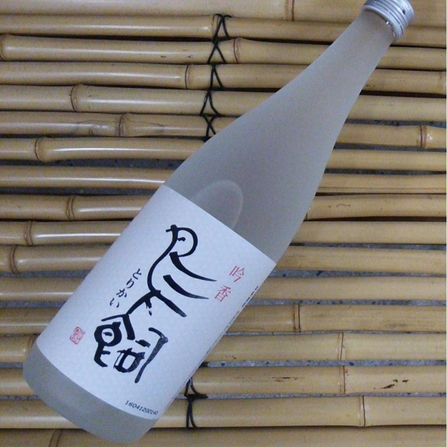 鳥飼酒造 米焼酎 吟香 鳥飼 25度 720ml satosaketen