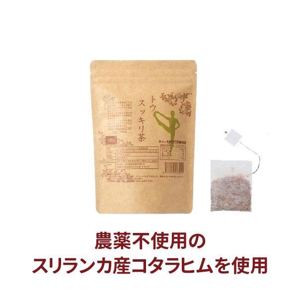 ダイエットティー 糖質制限 コタラヒム トウスッキリ茶 30包 カロリーカット〔サツマ薬局〕|satuma