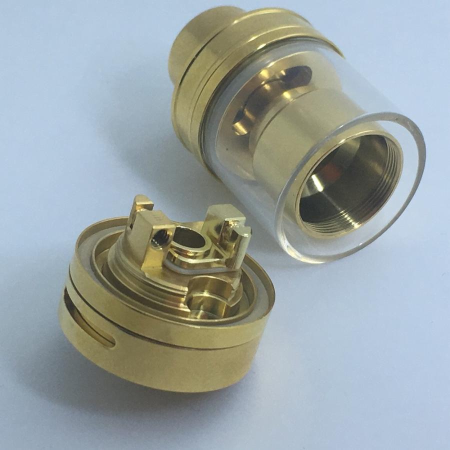Wotofo Serpent mini 22 / Gold  ウォトフォ サーペントミニ22 ゴールド*正規品*|saurusking|02