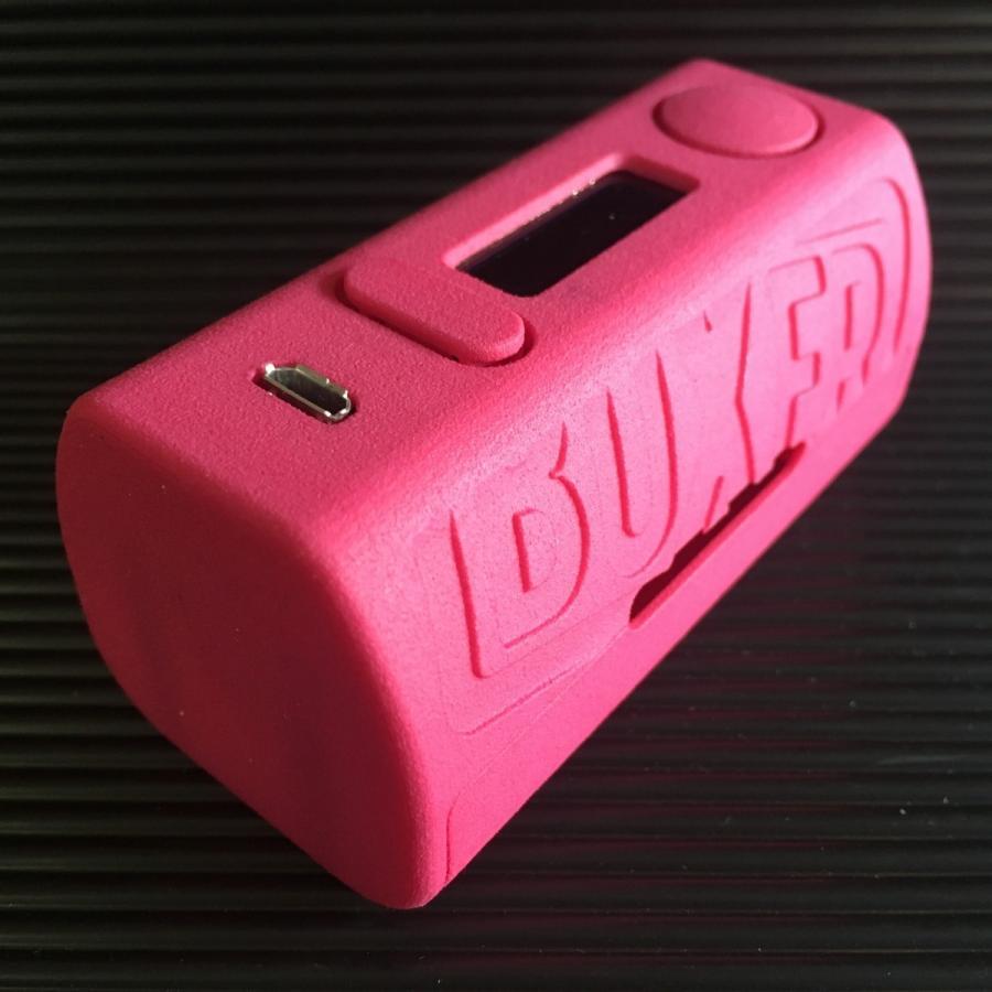 Boxer Mod Classic 167W DNA250 by Ginger Vaper / Pink ボクサー クラシック DNA250チップ搭載 ピンク*正規品*VAPE BOX MOD|saurusking|02