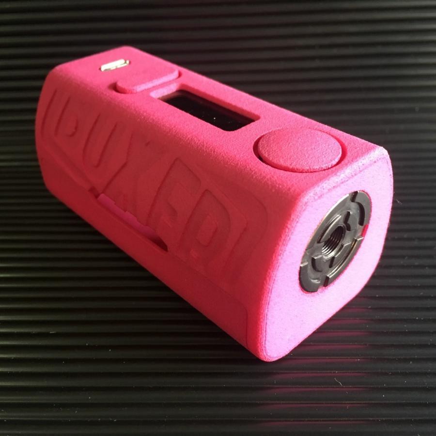 Boxer Mod Classic 167W DNA250 by Ginger Vaper / Pink ボクサー クラシック DNA250チップ搭載 ピンク*正規品*VAPE BOX MOD|saurusking|03