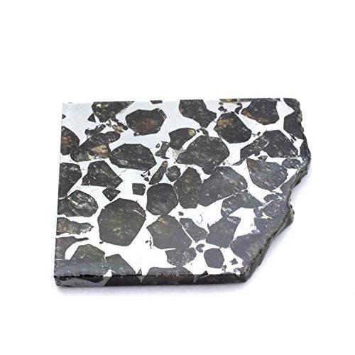 セイムチャン隕石 11g 原石 標本 石鉄隕石 パラサイト ロシア Seymchan 30