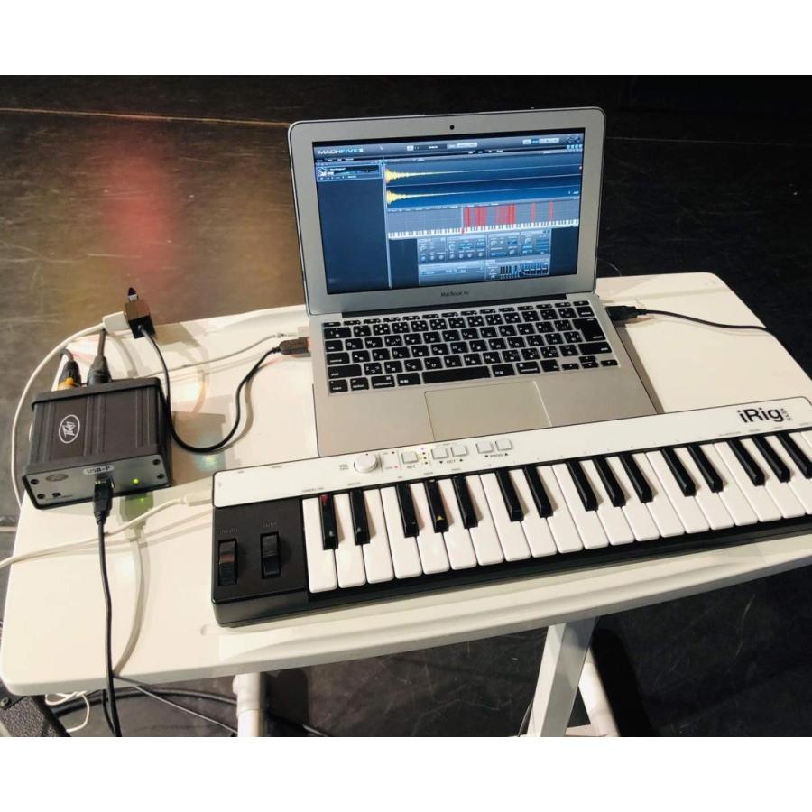 PEAVEY ステレオ USB DI ボックス USB-P USB Playback DAC国内正規品|sazanamisp|06