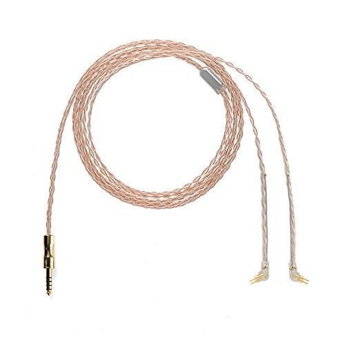 お手頃価格 ALO audio audio Reference ALO Custom4.4mm 8 IEM Cablex-ALO-5034イヤホン用交換ケーブル Custom4.4mm, ニコアンティーク:1e487ce1 --- grafis.com.tr