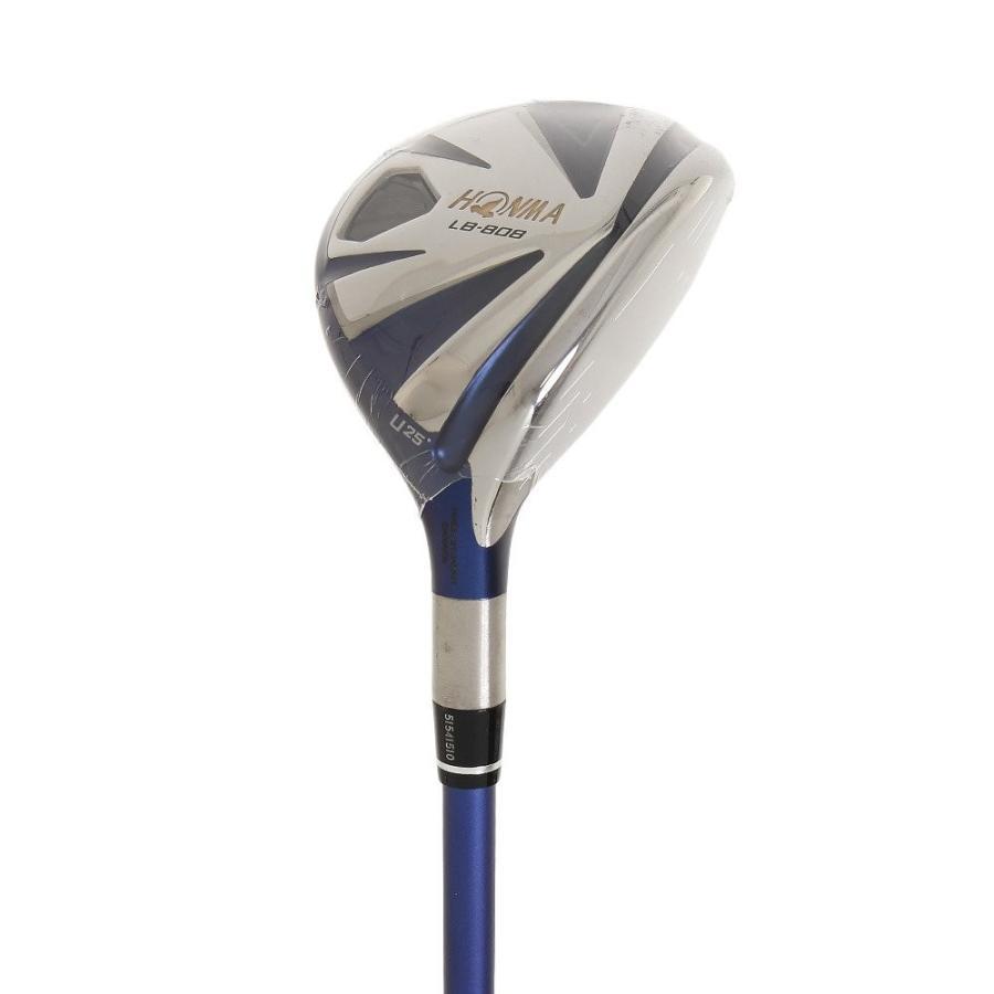 ホンマゴルフ(ホンマゴルフ) LB-808 ユーティリティ U25 (ロフト25度) LB-2000 (S/Men's)
