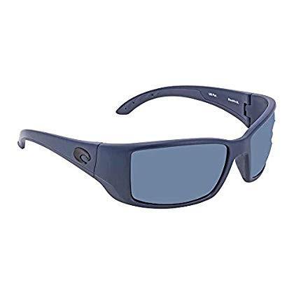 コストdel Mar 黒finサングラス、ミッドナイトブルー580p、OS
