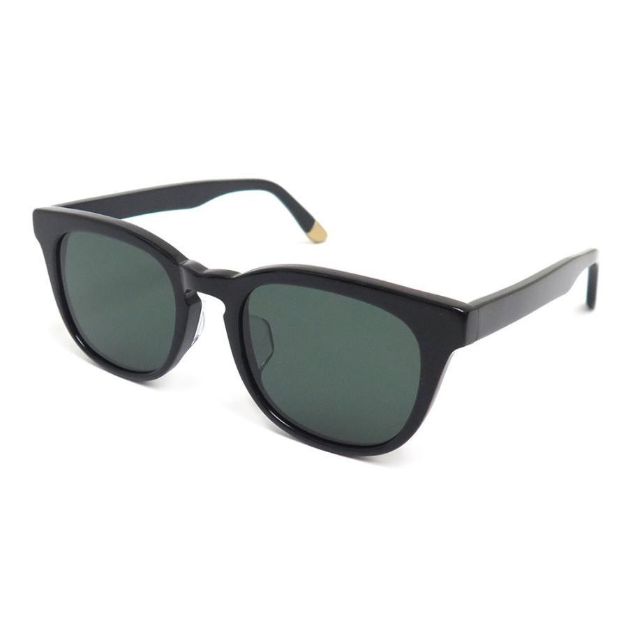 SABRE SUNGLASS セイバー サングラス BELAIR 黒 GLOSS/緑 スケートボード スケボー SKATEB