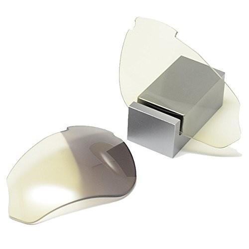 3.ライトグレー→グレーEXCEPTION(エクセプション)用交換レンズ 調光シリーズ GOODMAN LENS MANUFACTURE(グ