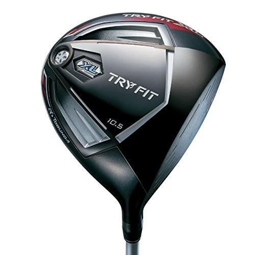 トブンダ(TOBUNDA) 2016年モデル TRY FIT NEW XL ドライバー 黒ヘッド トライフィット (ゴルフ メンズ)