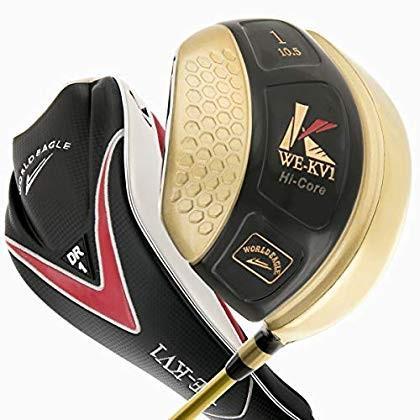 ワールドゴルフ(WORLD GOLF) ドライバー KV-1-ゴールド キバ ドライバー KV-1 TICNゴールド 10.5° フレックス