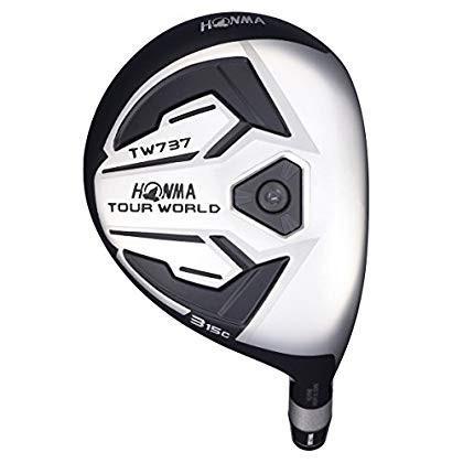 本間ゴルフ フェアウェイウッド TOUR WORLD ツアーワールド TW737 FWc フェアウェイウッド 5W(18度) VIZARD