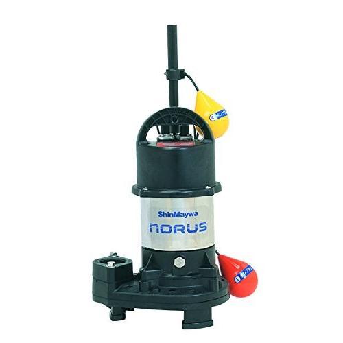 新明和水中ポンプCRS401DS-F40 0.15KW 100V60Hz