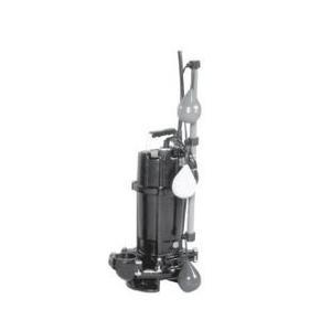 50DVSJ6.15Aエバラ/荏原 雑排水用セミボルテックス水中ポンプ 自動交互内蔵形 60Hz 三相