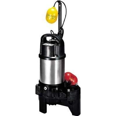 TRUSCO ツルミ 樹脂製汚物用水中ハイスピンポンプ 50Hz 40PUA2.15 50HZ
