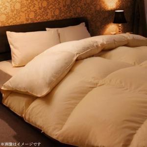 日本製 ポーランド産ホワイトダックダウン90% ロイヤルゴールドラベル 羽毛掛布団 Selena セレナ セミダブルサイズ